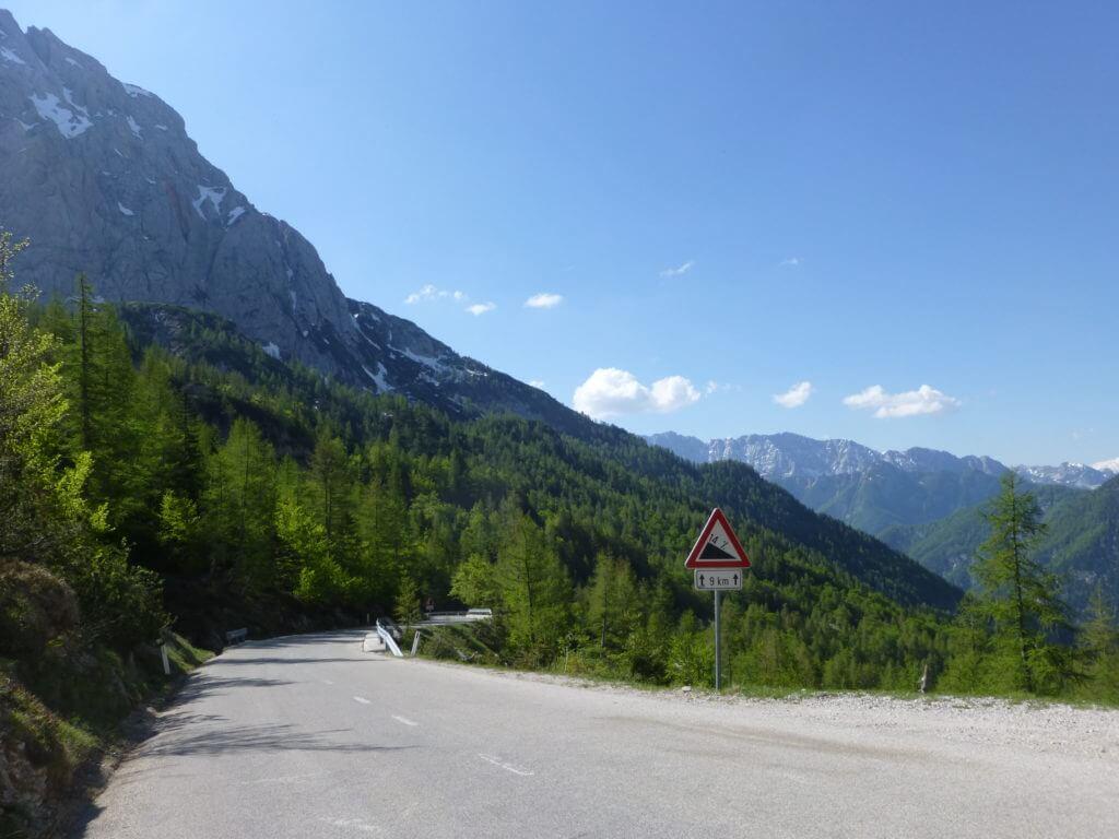 AAT_Alpe-Adria-Trail_Wegbeschaffenheit_Vršič-Pass