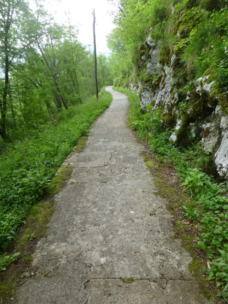 AAT_Alpe-Adria-Trail_Asphaltweg