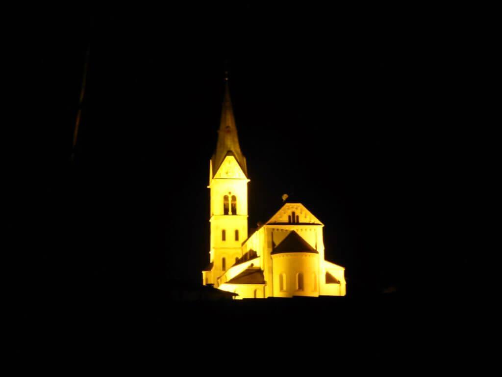 AAT_Alpe-Adria-Trail_Dreznica_Kirche