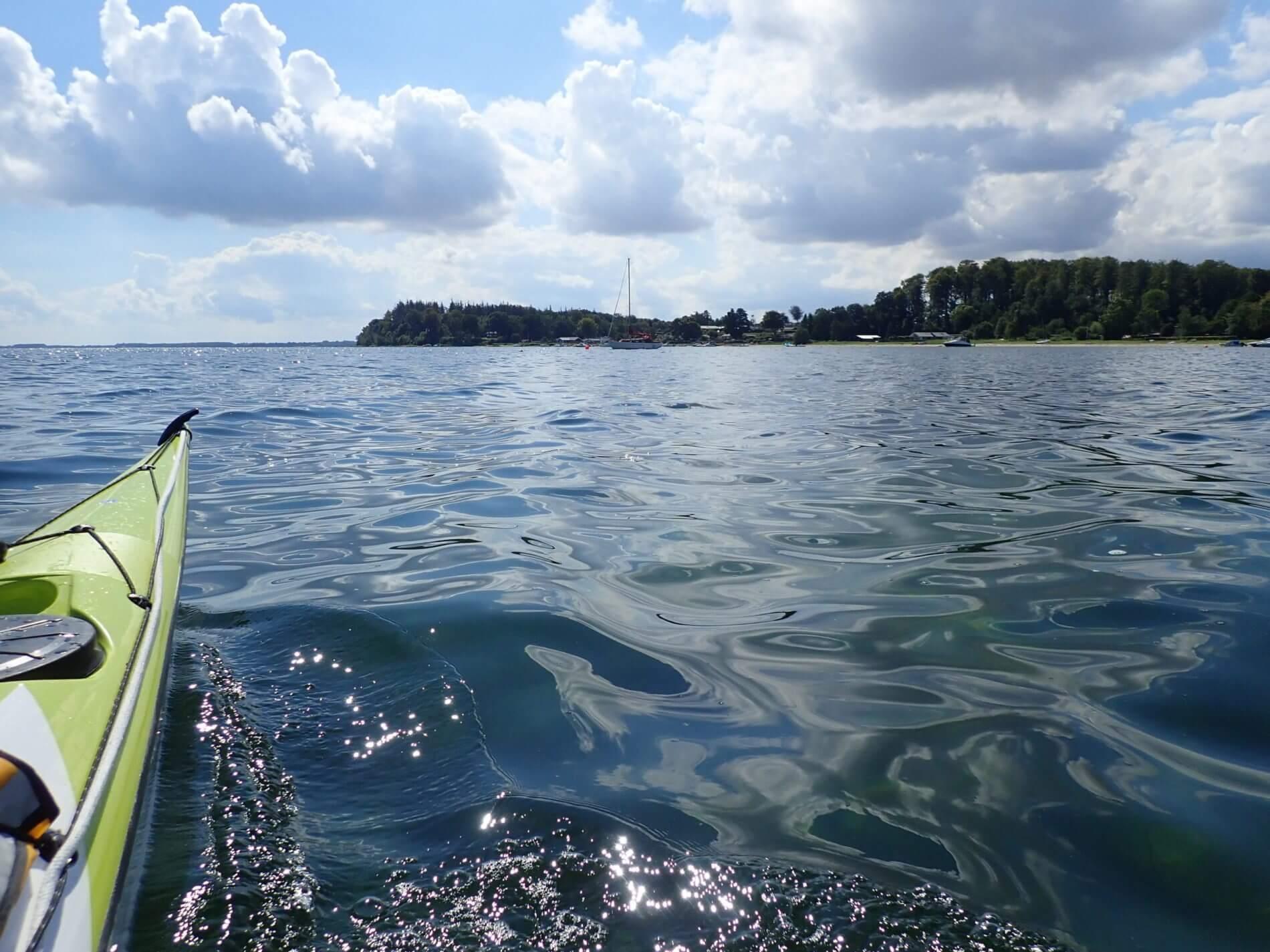 Seekajaktour im Kleinen Belt_Dänemark